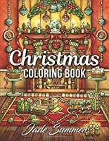 Christmas Coloring Book: An Adult Coloring Book with Fun,Easy,and Relaxing Coloring Pages [並行輸入品]