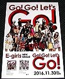 3B E-girlsGo Go Let`s Go ポスター