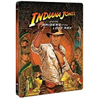 Indiana Jones & The Raiders of the Lost Ark [Blu-ray]