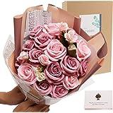 Bonne-graine ソープフラワー ギフト 花束 母の日 バラ 花 フラワーソープ プレゼント 誕生日