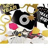 デラックスNew Year 's Eve 2018パーティー写真小道具