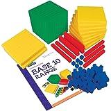 TFC MAB BASE TEN STUDENTS SET MIXED Set of 121 pieces