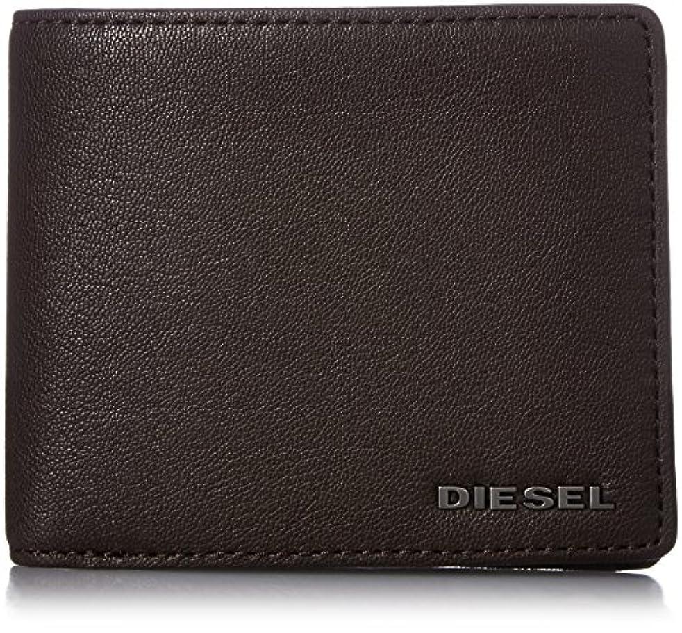 告白ボタンやりすぎ(ディーゼル) DIESELメンズ 二つ折り 財布 FRESH STARTER HIRESH S - wallet