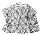 アダーカバーズ Udder Covers ワイヤー入り 赤ちゃんのお顔が見える授乳ケープ ナーシングケープ 綿100% 1年保証 GRACE (グレース) (¥ 11,103)