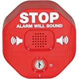 Safety Technology International, Inc. STI-6400 Exit Stopper Multifunction Door Alarm, Helps Prevent Unauthorized Exits or Ent