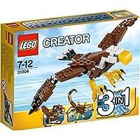 レゴ (LEGO) クリエイター?イーグル 31004