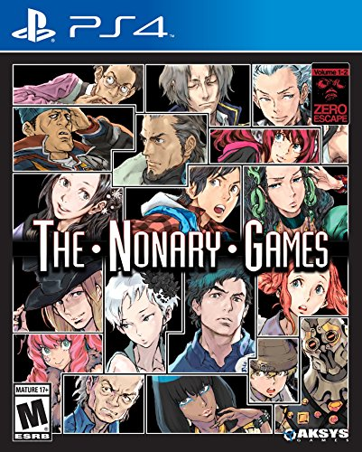 Zero Escape: The Nonary Games (輸入版:北米) - PS4 発売日