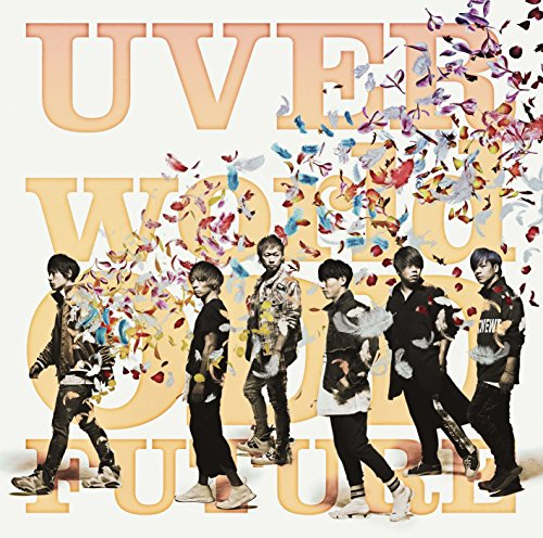 UVERworld – ODD FUTURE [FLAC + MP3 320 / WEB] [2018.05.02]