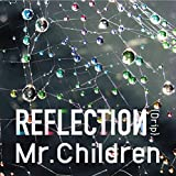 fantasy♪Mr.ChildrenのCDジャケット