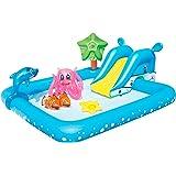 Bestway Inflatable Fantastic Aquarium Play Center Inflatable Fantastic Aquarium Play Center