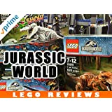 Review: Jurassic World LEGO Reviews