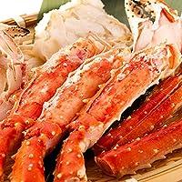 「先行予約」 早期割引 極上 タラバガニ 足 特大サイズ 天然 たらば蟹 約1kg 予約品 12月29日(日)到着