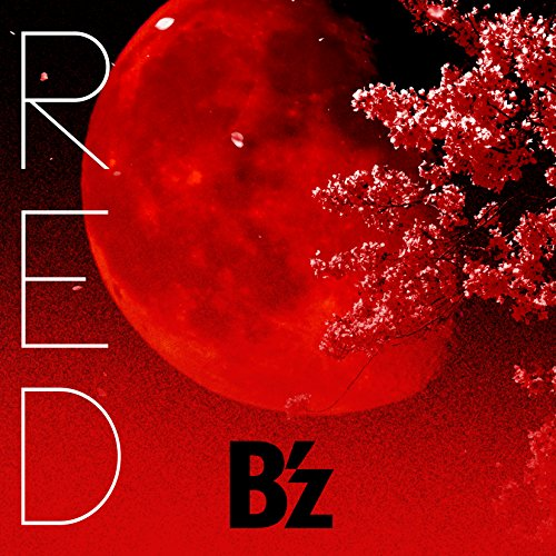 B'z – RED [24bit Lossless + MP3 320 / WEB]  [2015.05.20]