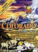 コロラドお土産Playing Cards