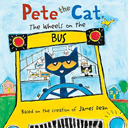 『Pete the Cat: The Wheels on the Bus (English Edition)』のトップ画像