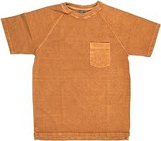 (グッドオン) Good On ショートスリーブ ラグラン ヘビーウエイト ポケット Tシャツ カットソー 無地 メンズ レディース GOST1101