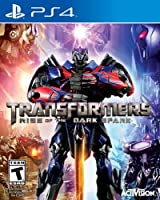 Transformers Rise of the Dark Spark - PlayStation 4 【You&Me】 [並行輸入品]