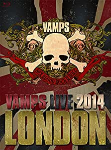 VAMPS LIVE 2014:LONDON (通常盤A)(デジパック仕様) [Blu-ray]