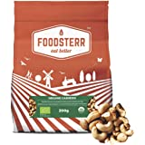 Foodsterr Organic Cashews, 0.2 kg