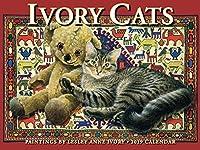 Ivory Cats 2019 Calendar