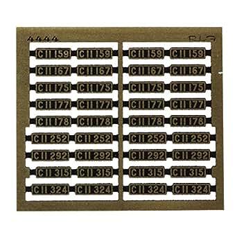 レボリューションファクトリーNゲージC11ナンバー5近畿  RLF4444