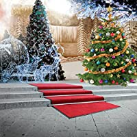 8x 8Christmas at Home Holiday背景背景幕jlt-9352