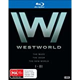 Westworld: Season 1-3 (Blu-ray)