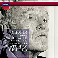 Chopin: Etudes & Polonaises by Sviatoslav Richter (2015-03-18)