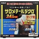 【第2類医薬品】サロメチールジクロ 14枚 ×4 ※セルフメディケーション税制対象商品
