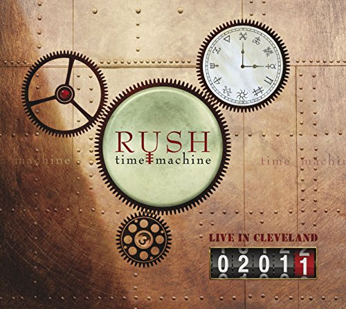 Time Machine 2011: Live in Cleveland / Rush
