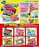 リーメント ディズニーキャラクター Candyポーチ [BOX...