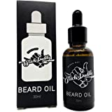 Beard Oil GET SOME™ Scent with Jojoba Oil, Macadamia Oil & Vitamin E - Premium Quality, All Natural, Vegan, Best Beard Oil fo
