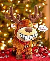 Extreme Laughter Reindeer [並行輸入品]