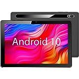 【2021NEWモデル Android 10.0】MARVUE Pad M10 タブレット 10.1インチ RAM2GB/ROM32GB 2.4GHz Wi-Fi対応 4コアCPU 800x1280 IPSディスプレイ デュアルカメラ 日本語仕様書付