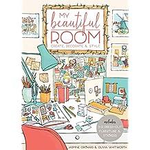 My Beautiful Room: Interior Design Workbook