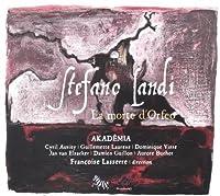 Landi: La morte d'Orfeo (2008-05-13)