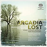Arcadia Lost-Music Vaughan Williams & Benjamin Bri