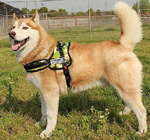 【福美康】 犬用 ソフト ハーネス 体に優しい 胴輪 ふかふ...