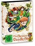 The Seven Deadly Sins 03 - Episoden 13-18 [DVD]