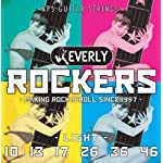 Everly strings Rockers #9010 エレキギター用弦