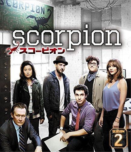 SCORPION/スコーピオン シーズン2 <トク選BOX>(12枚組) [DVD]