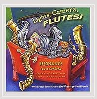 Lights Camera Flutes!