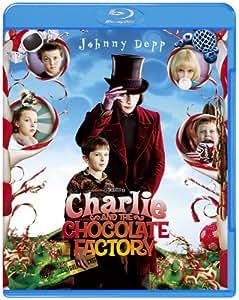 【初回生産限定スペシャル・パッケージ】チャーリーとチョコレート工場 [Blu-ray]
