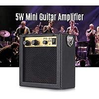 Benkeg ギターアンプ エレキギター アンプ ベースアンプ ミニアンプ,6.35mm入力3.5mmヘッドフォン出力を…