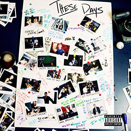 These Days (Remix) [feat. Marcus Stroman] [Explicit]