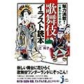 歌舞伎初心者にオススメ!歌舞伎についてわかりやすく書かれた入門書はどれですか?