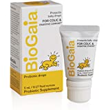 BioGaia Protectis Probiotics Drops for Baby, Infants, Newborn and Kids Colic, Spit-Up, Constipation and Digestive Comfort, 5