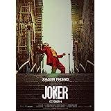 映画 JOKER ジョーカー ポスター 42x30cm 2019 ホアキン フェニックス