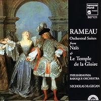 ジャン・フィリップ・ラモー 組曲「栄光の殿堂」 「ナイス」  [Import] (ORCHESTRAL SUITES|ORCHESTRAL SUITES)