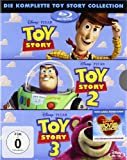 Toy Story 1-3 - Die komplette Toy Story Collection
